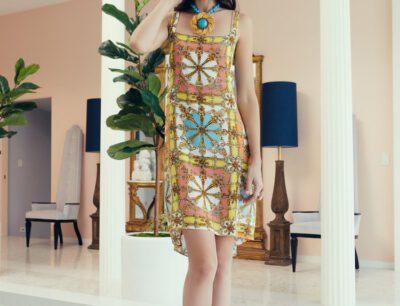 Candice Held dress