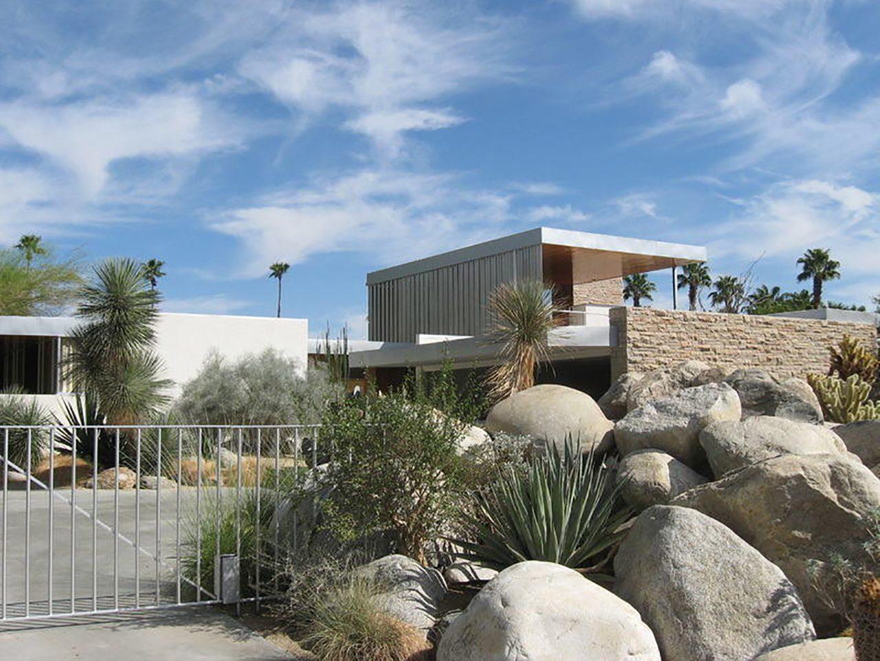 Kaufman House by famous architect Richard Neutra palm springs