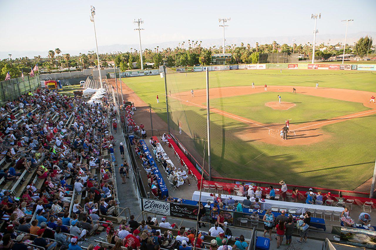 POWER baseball stadium