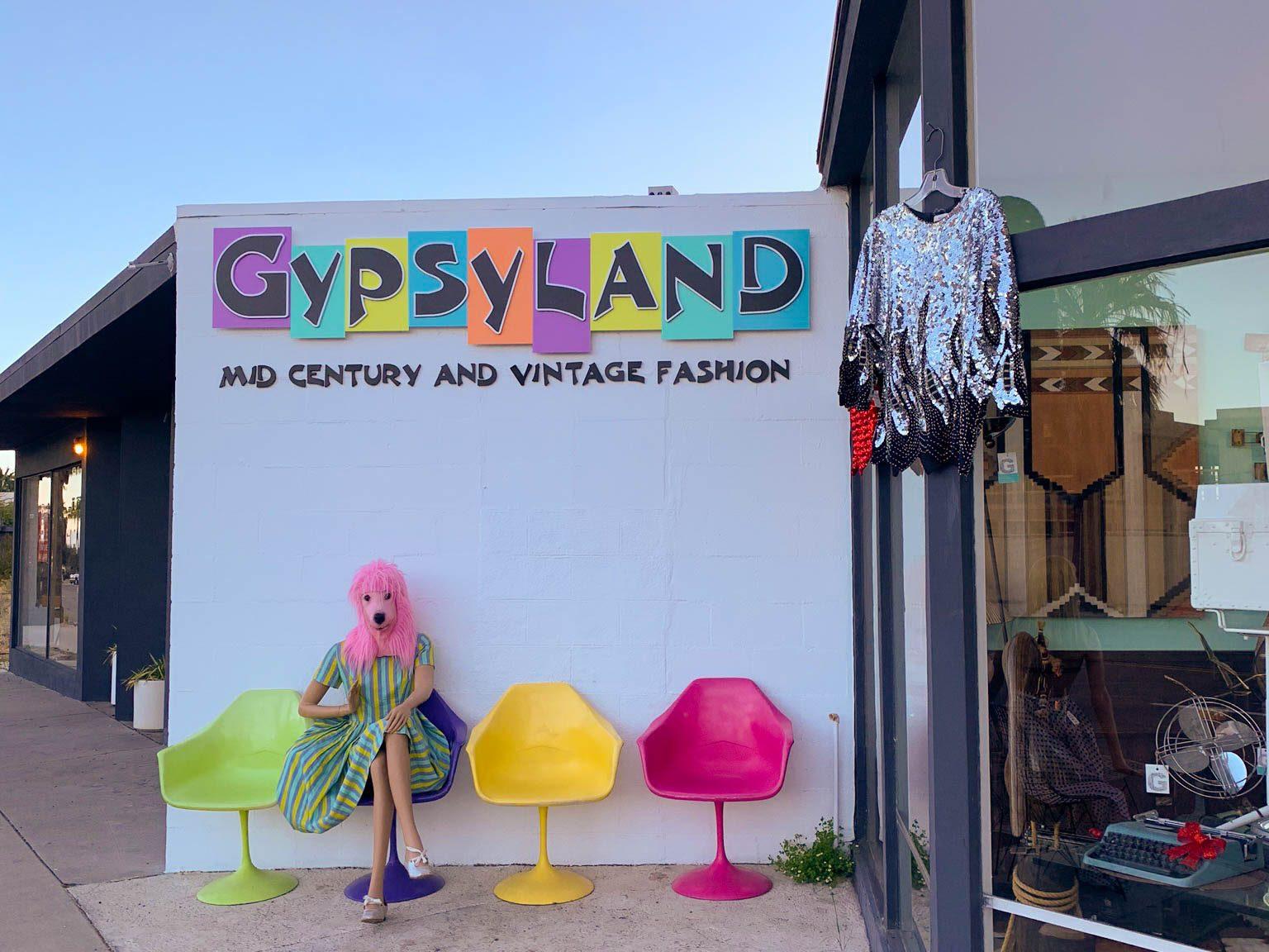 Gypsylandpalm springs