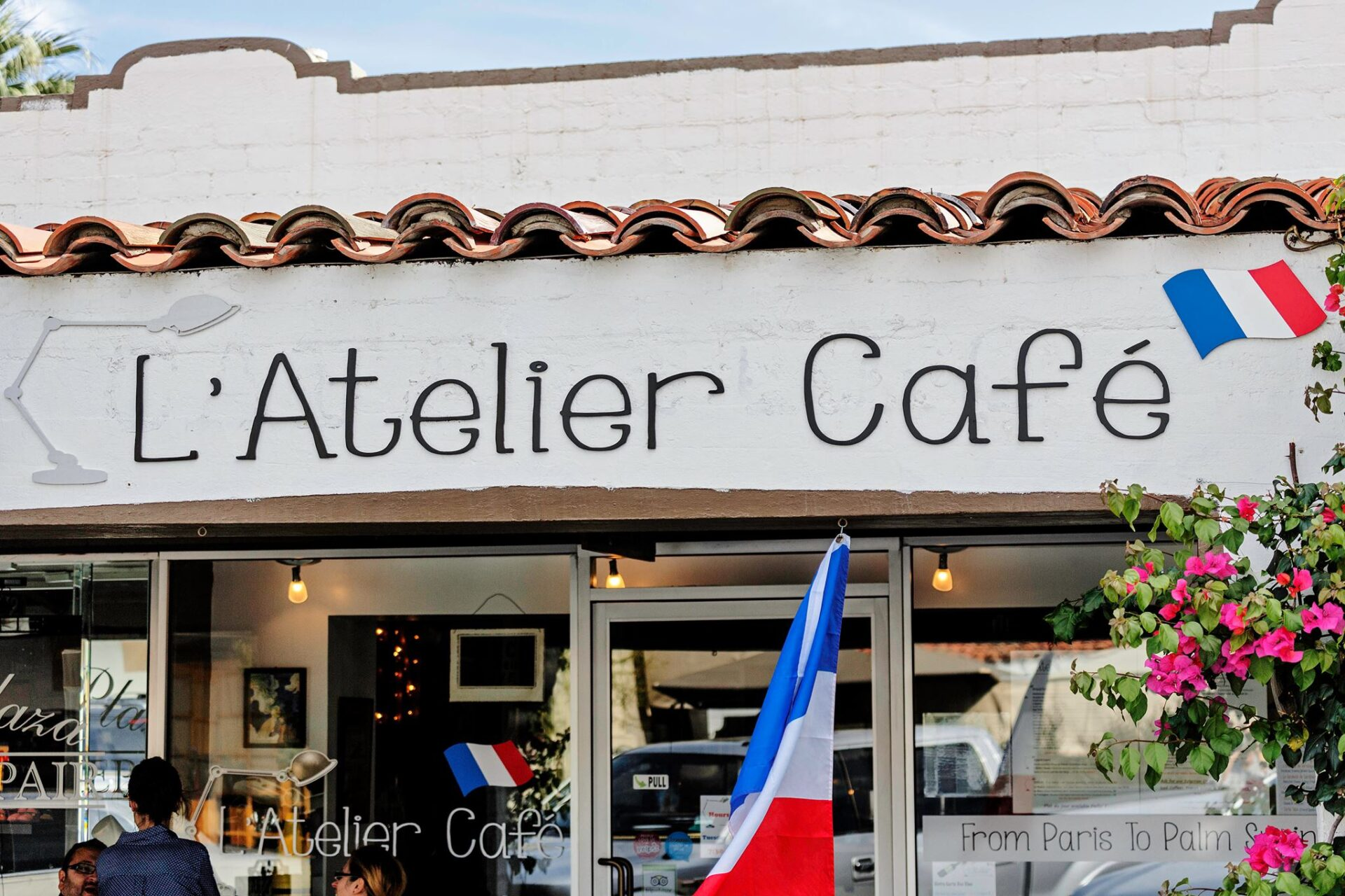 lAtelier Cafe