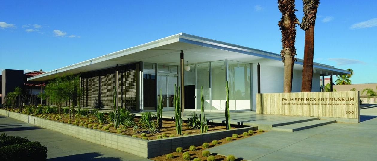 Palm Springsarchitecture museum