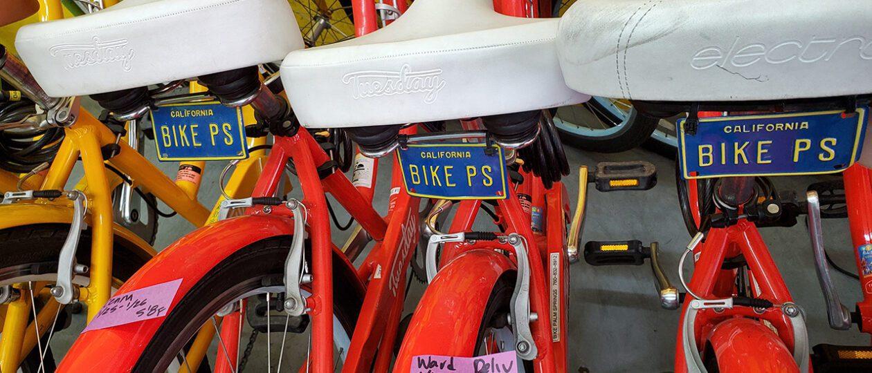 bike palm springs
