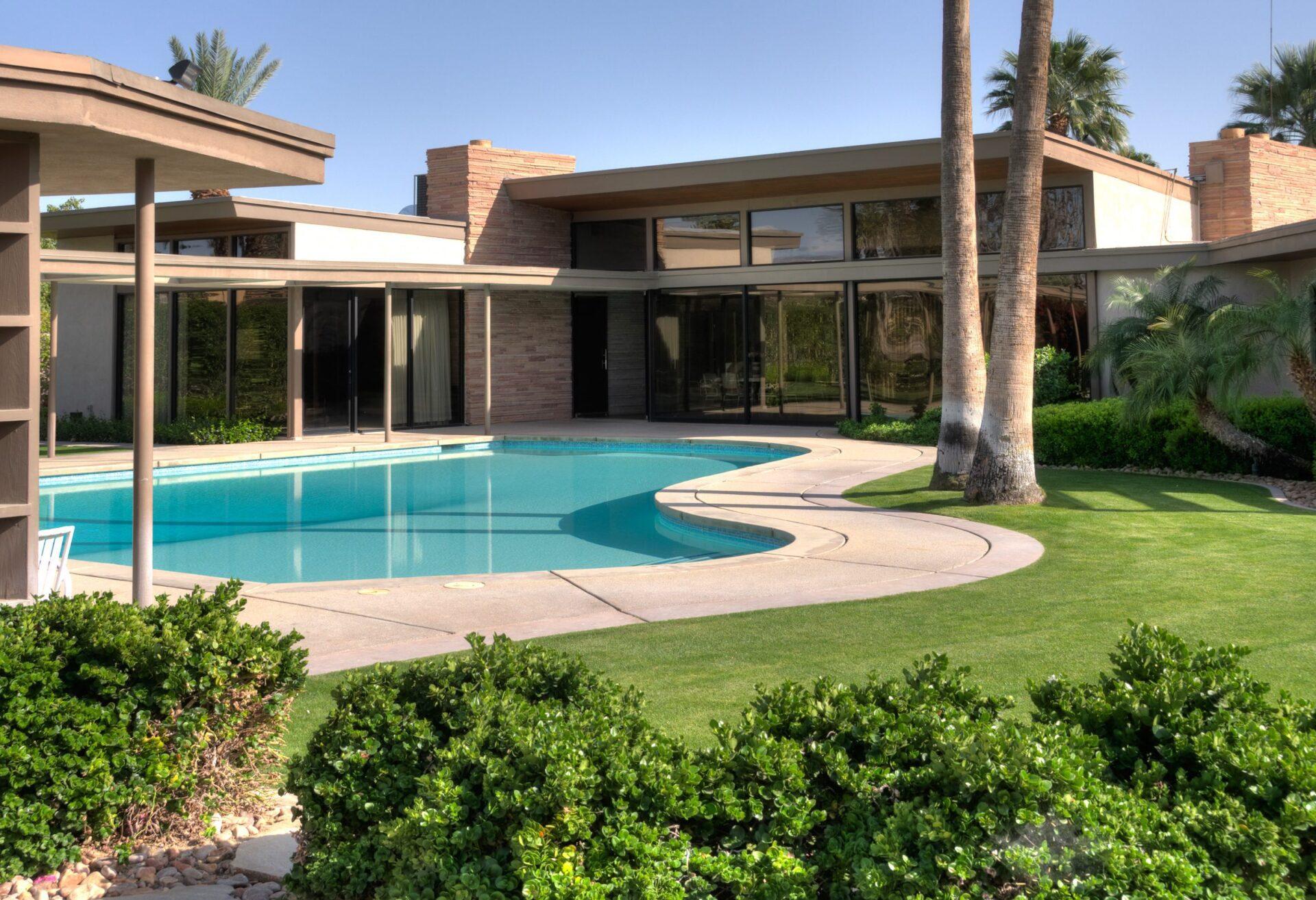 Frank Sinatra Twin Palms estate palm springs