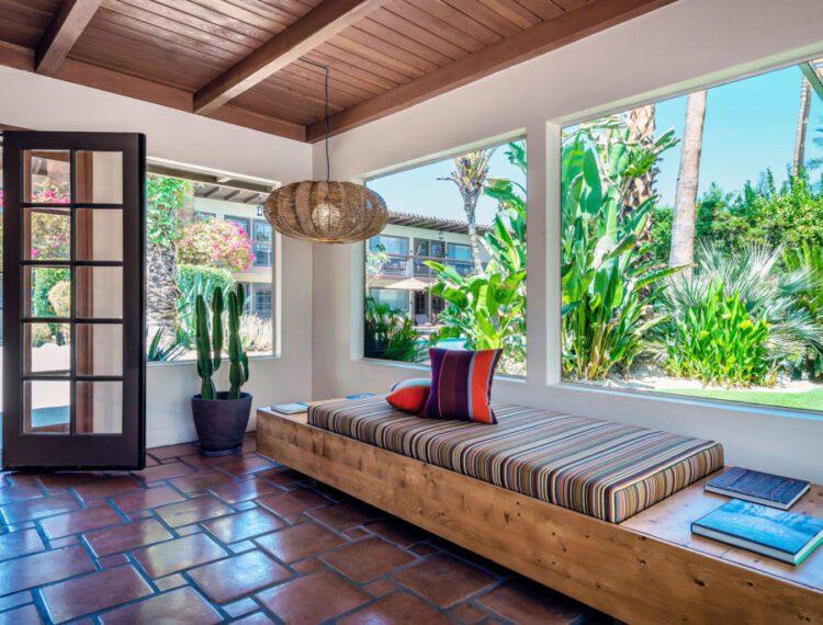 Santiago Resort living area