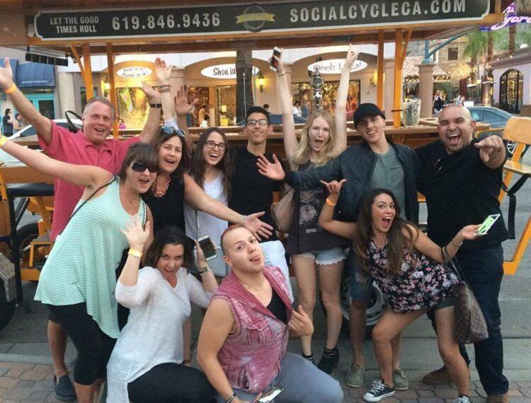social cycle group