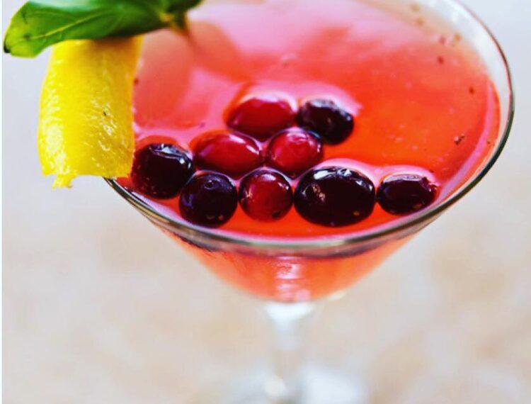fruit martini