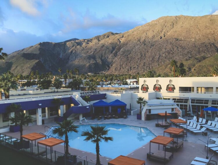 Hotel Zoso pool
