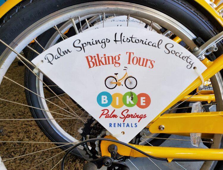 bike PS logo on bike