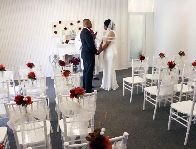 Palm Springs Wedding Chapel