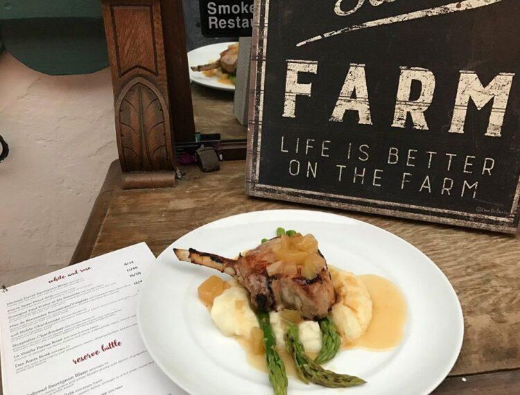 Farm dish