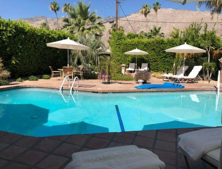 The Hacienda at Warm Sands pool