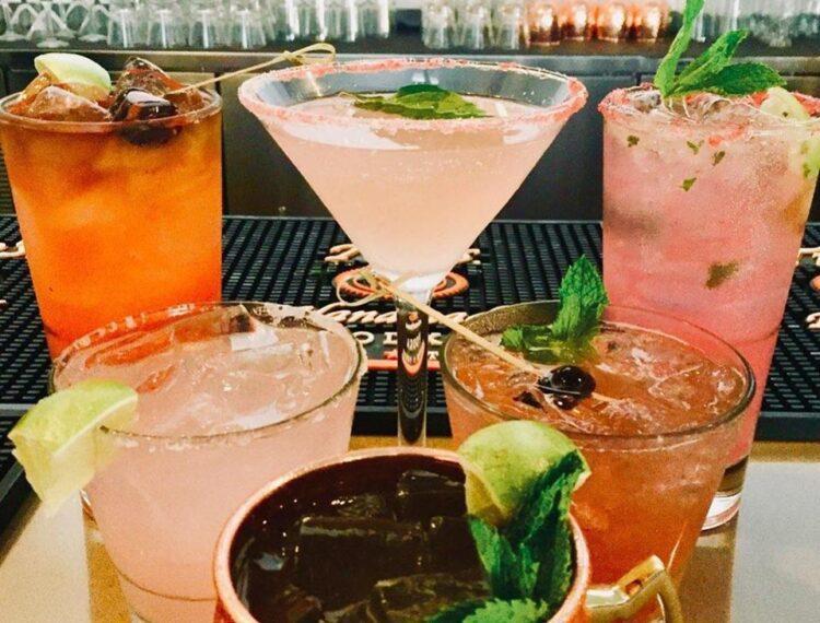 533 Viet Fusion cocktails