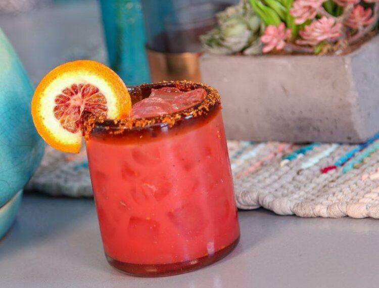 Azucar Restaurant and Bar cocktail