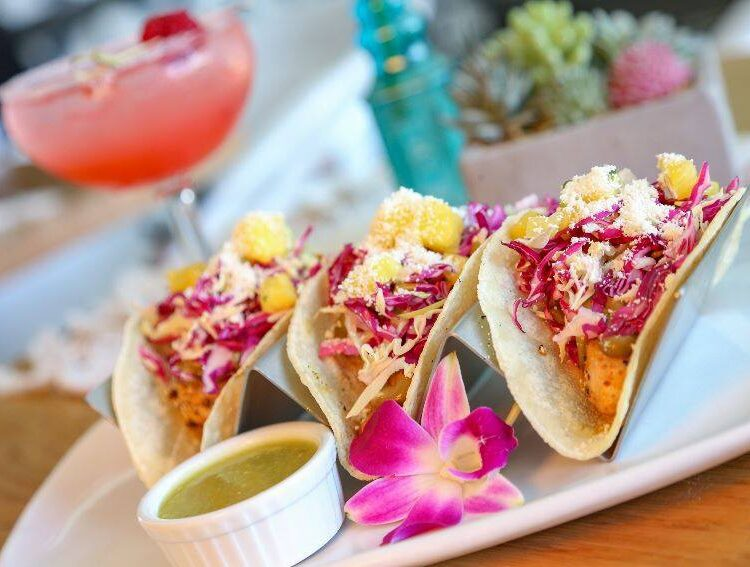 Azucar Restaurant and Bar tacos