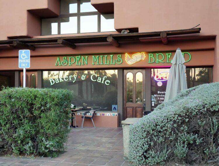 Aspen Mills Bread Co exterior