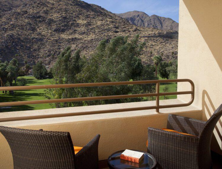 balcony at hyatt