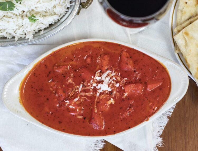 Indian food dish