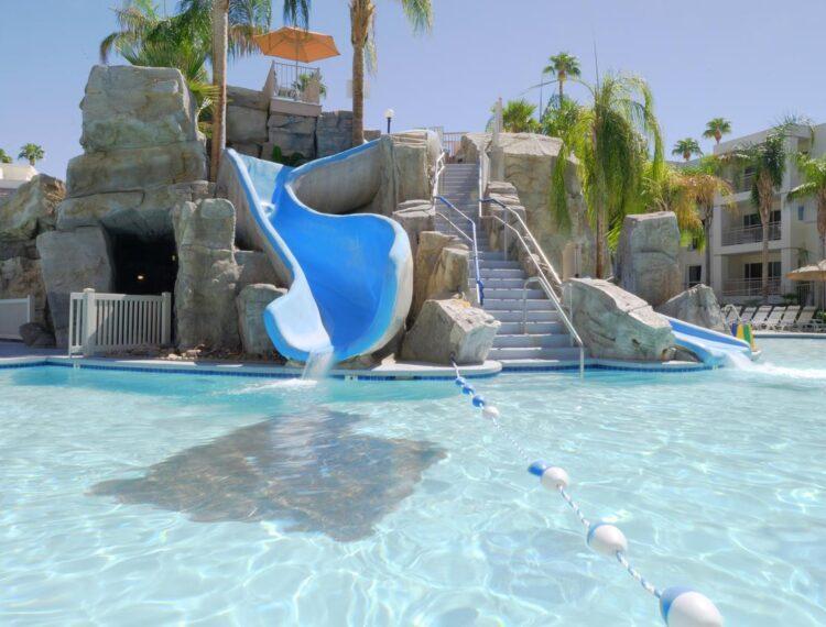 Palm Canyon Resort slide