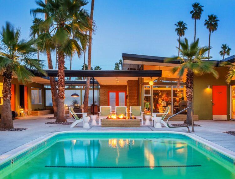 Desert Star pool