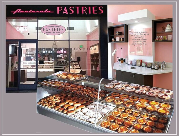 interior bakery