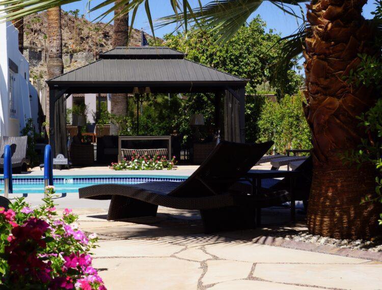 amin casa pool