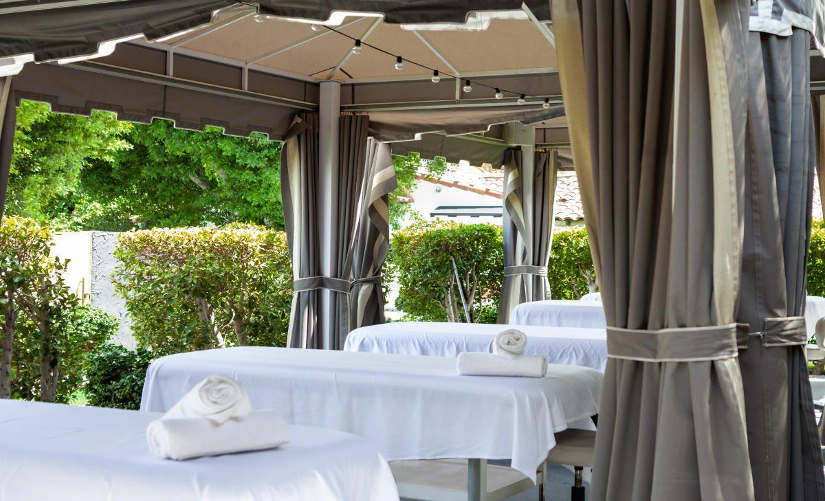 Estrella Spa at Avalon Hotel Palm springs