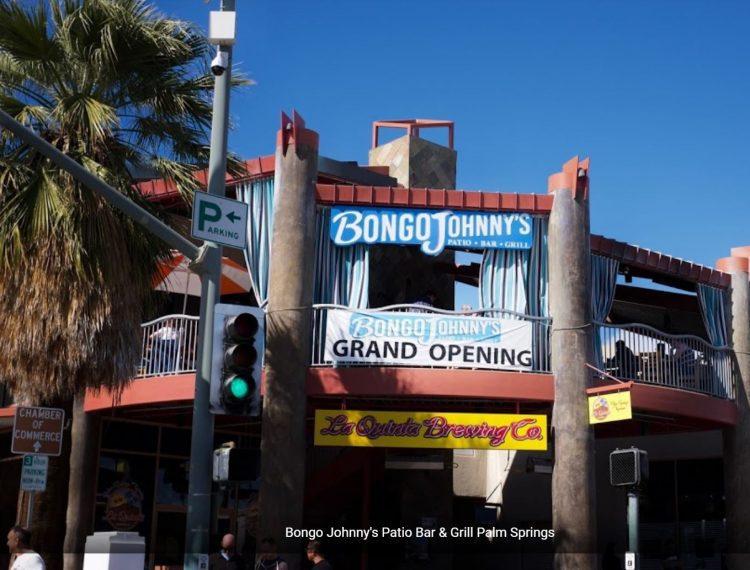 Front of Bongo Johnny's
