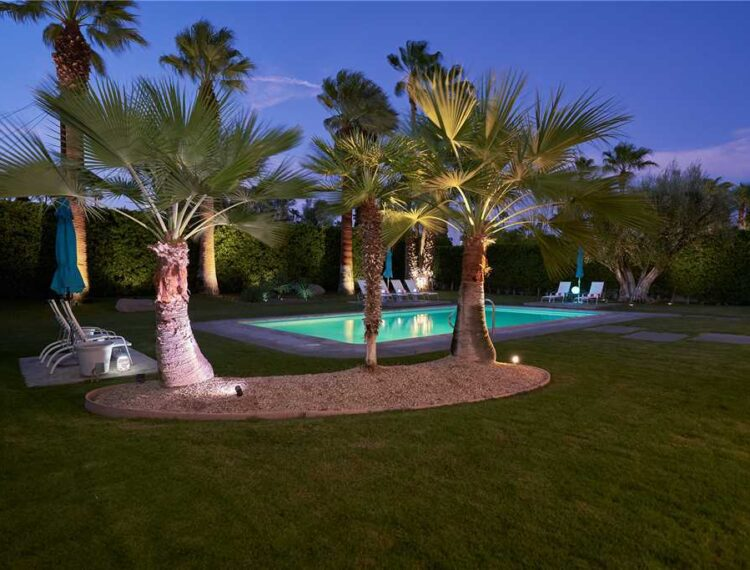 Vacation Palm Springs rental home