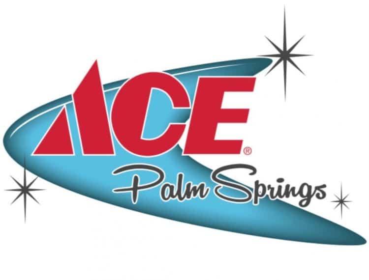Ace Palm Springs logo