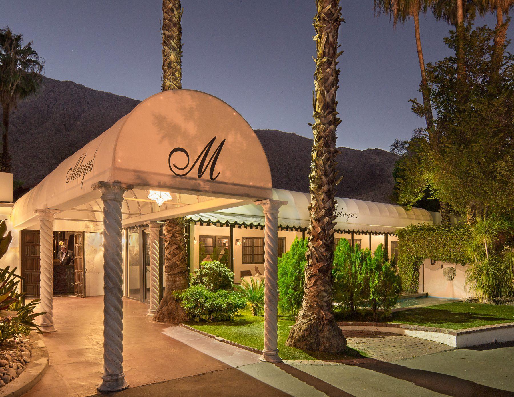 Melvyn's Casablanca Lounge palm springs