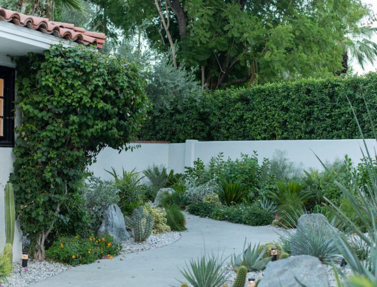 Villa Royale garden