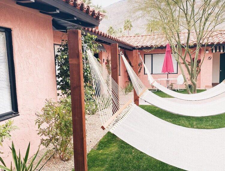 Les Cactus hammocks