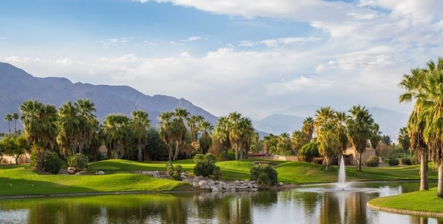 indian canyons golf course in palm springs