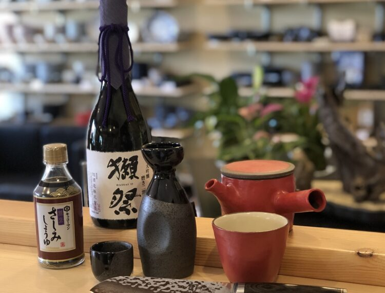 Japanese dishware and products