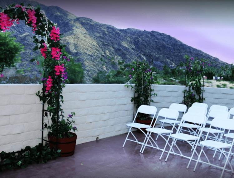 PS Wedding Chapel outdoor wedding