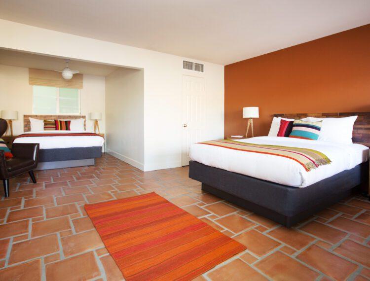 Santiago Resort guestroom