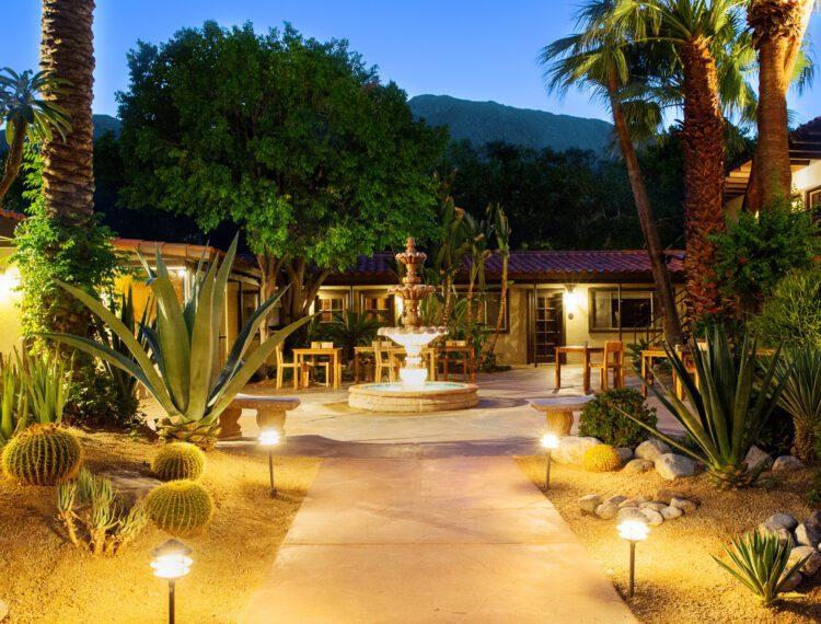 Santiago Resort outdoor area