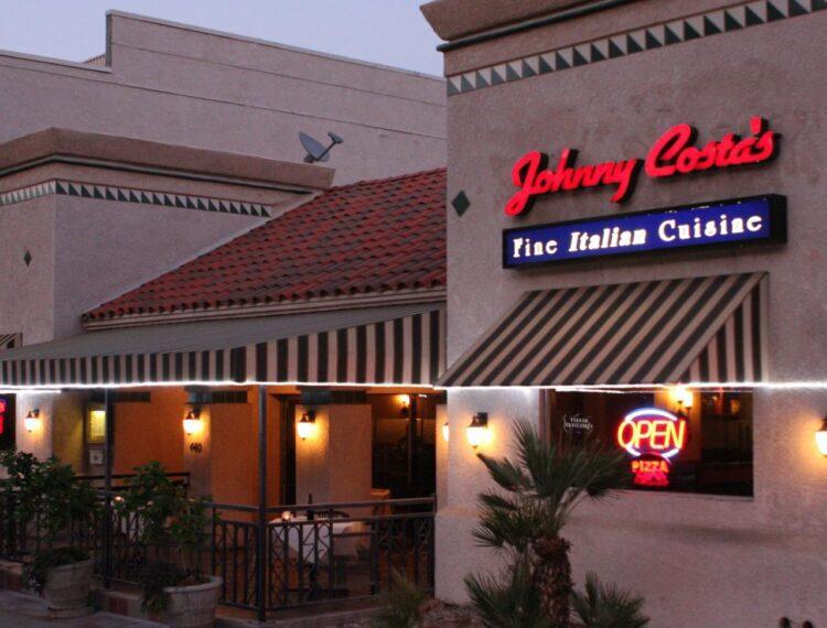 Johnny Costa's Ristorante exterior