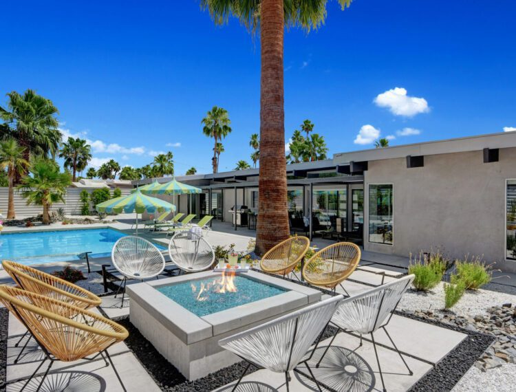 Luxsy Palm Springs vacation home rental