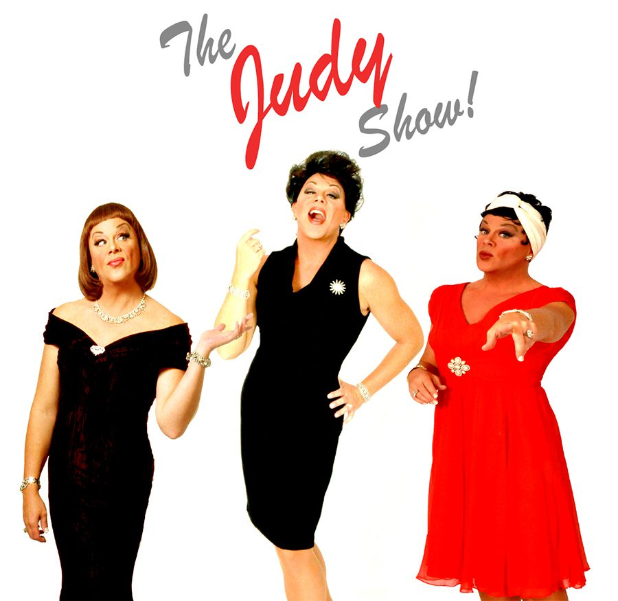 The Judy Show flyer