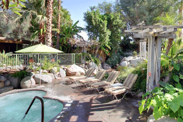 Vista Grande Resort grounds