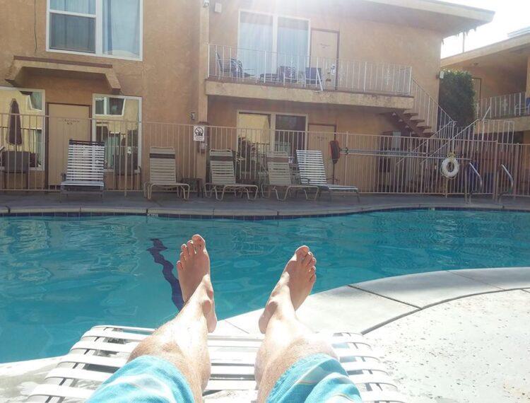 pool at Club Trinidad
