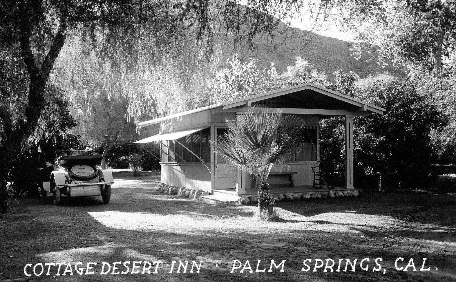 cottage desert inn