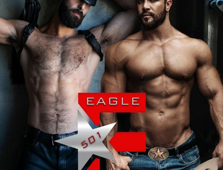 Eagle 501 Bar poster