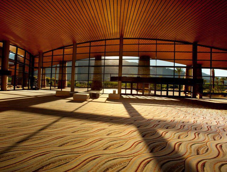 convention center lobby
