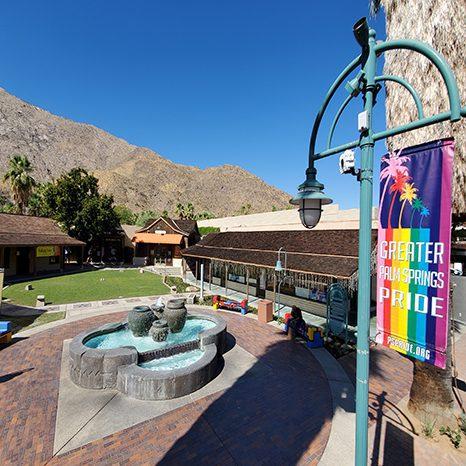 Palm Springs Pride Banner