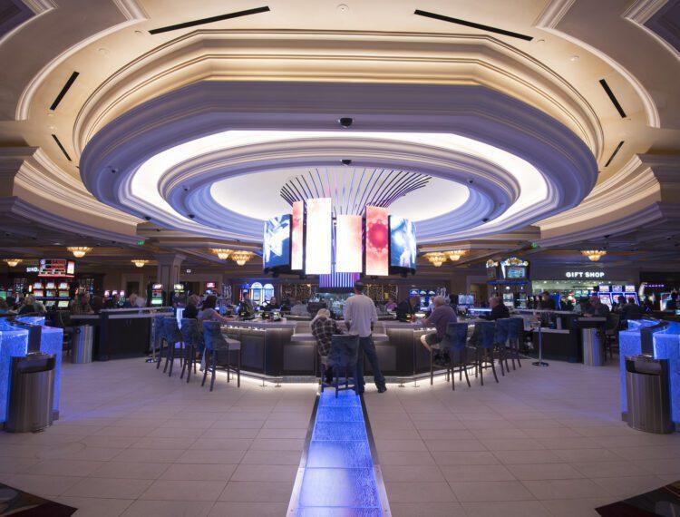 bar in casino