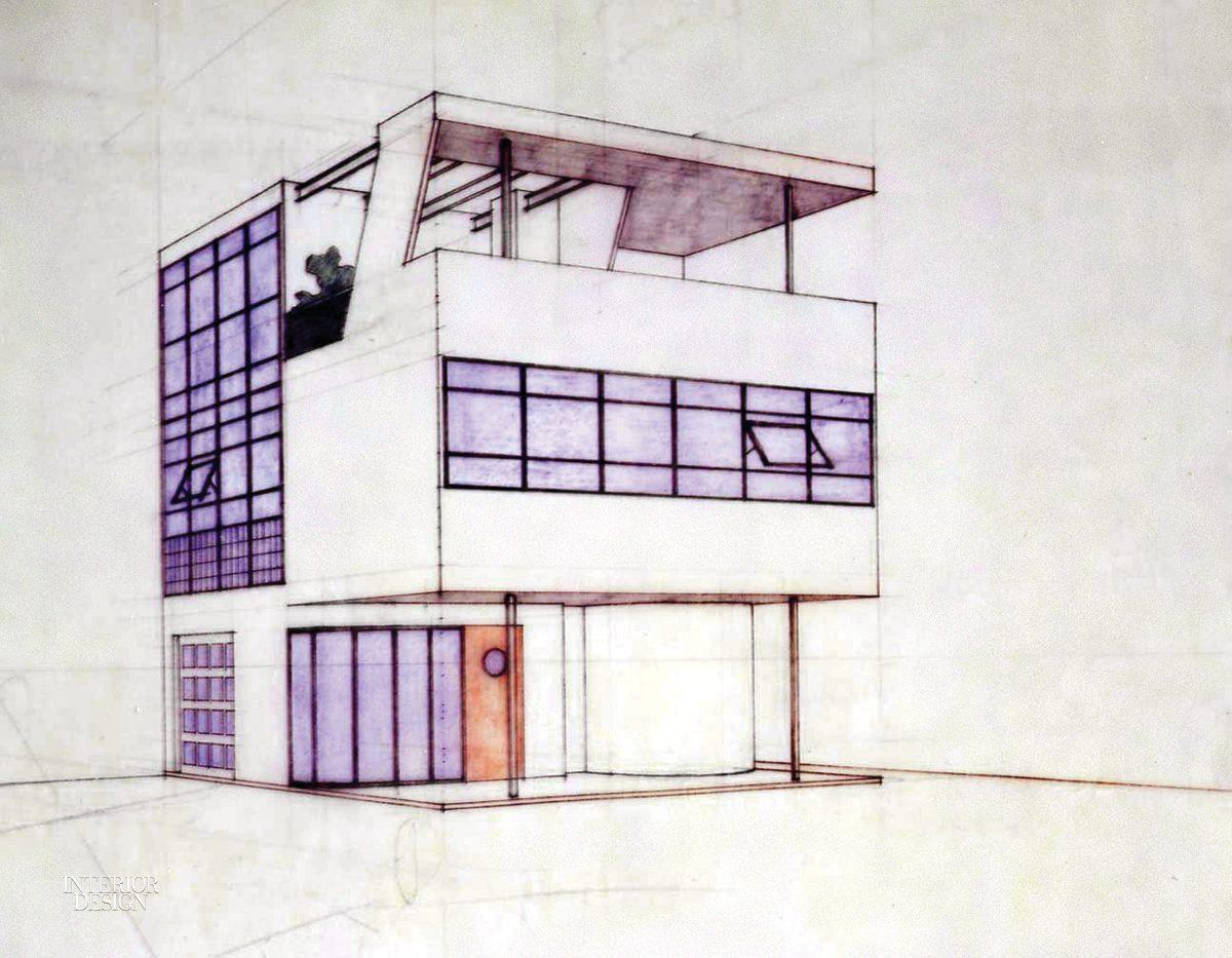aluminaire house