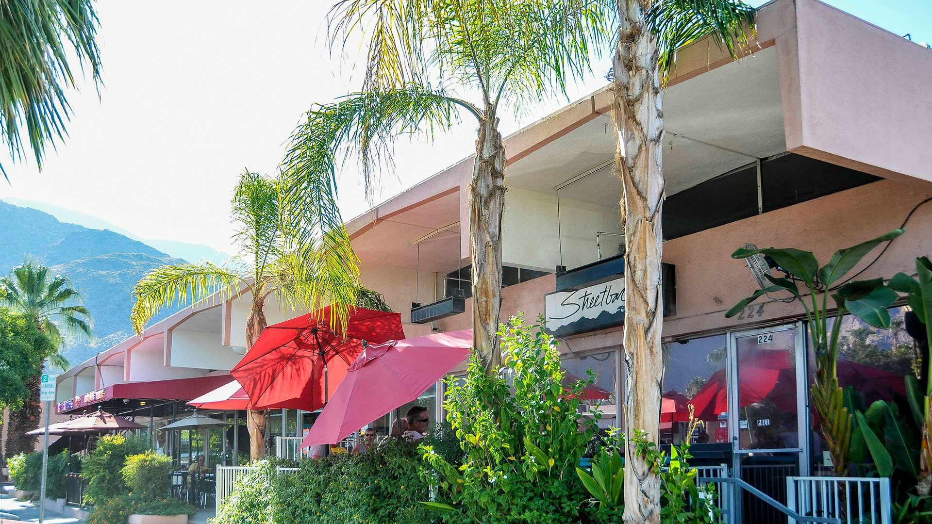 streetbar in palm springs